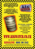 Kegwatch Poster